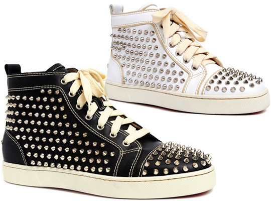 louboutin new bollywood s/s 2012 collection