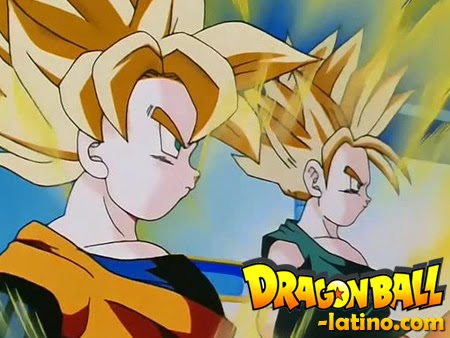 Dragon Ball Z capitulo 244