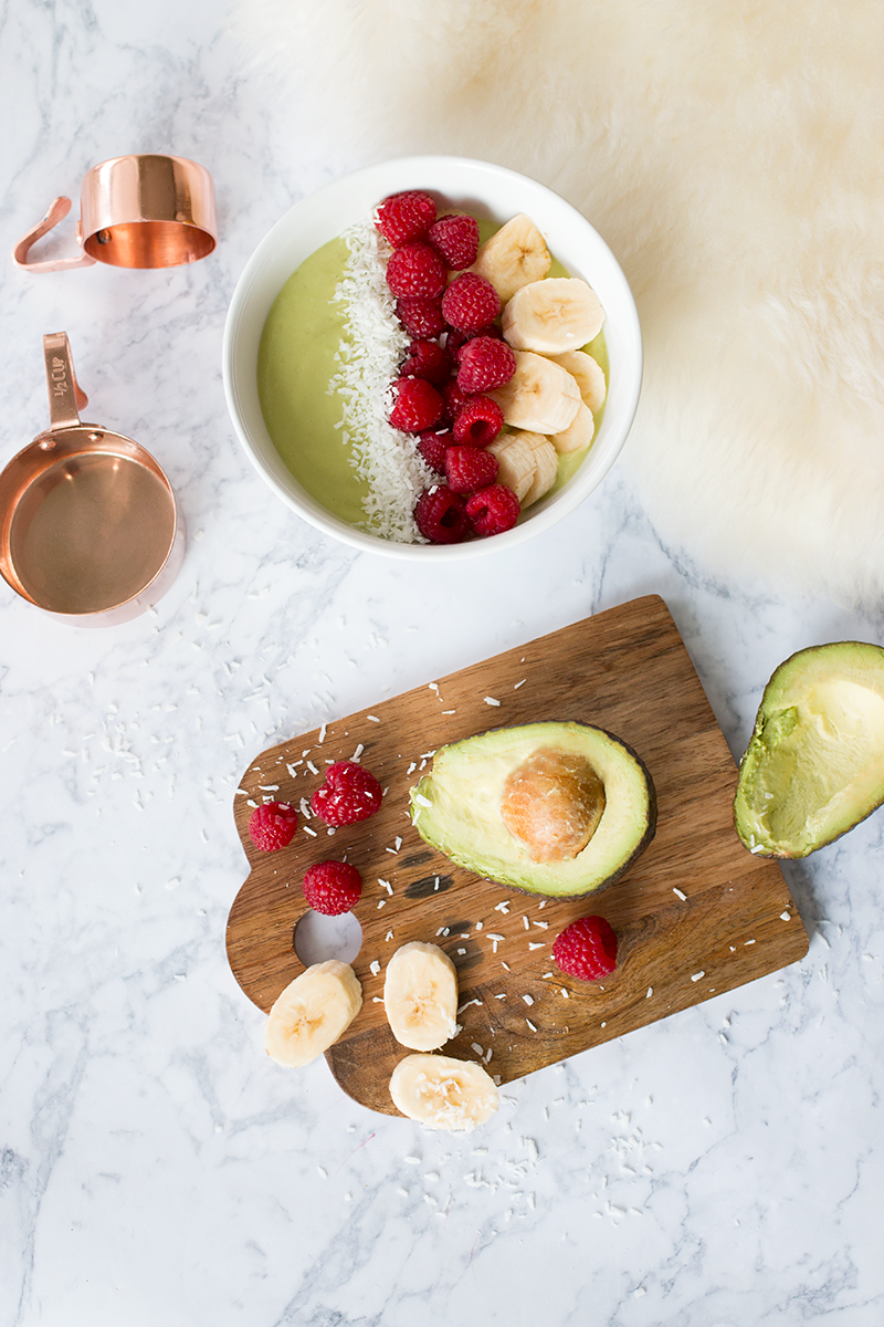 Easy Avocado Pudding Bowls