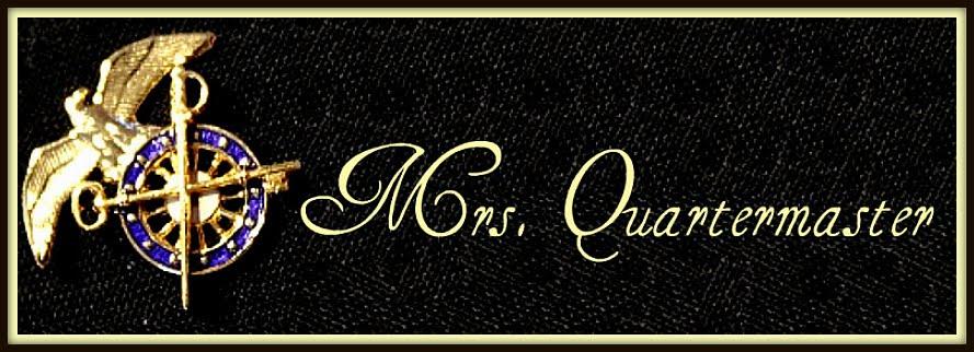 Mrs. Quartermaster