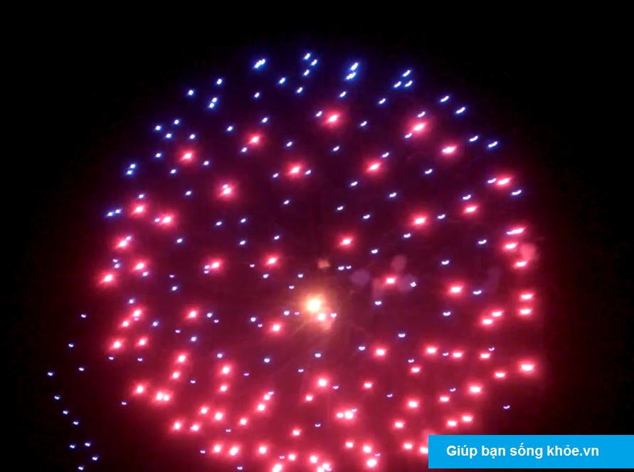Full video bắn pháo hoa kỷ niệm giải phóng thủ đô hà nội 10-10-2014