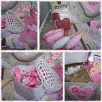 Een super mooie pink candy in deze pink ribbon maand,past er helemaal bij