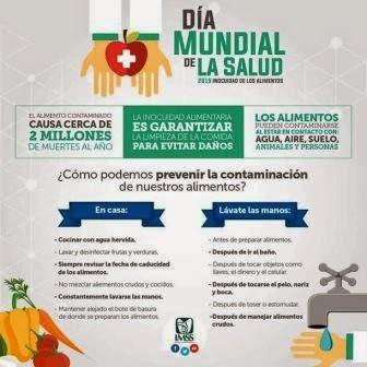 "TIJUANA NOTICIAS: CELEBRA IMSS ""DIA MUNDIAL DE LA SALUD"