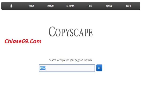 Hướng dẫn kiểm tra nội dung bài viết có bị trùng lặp với các website khác không