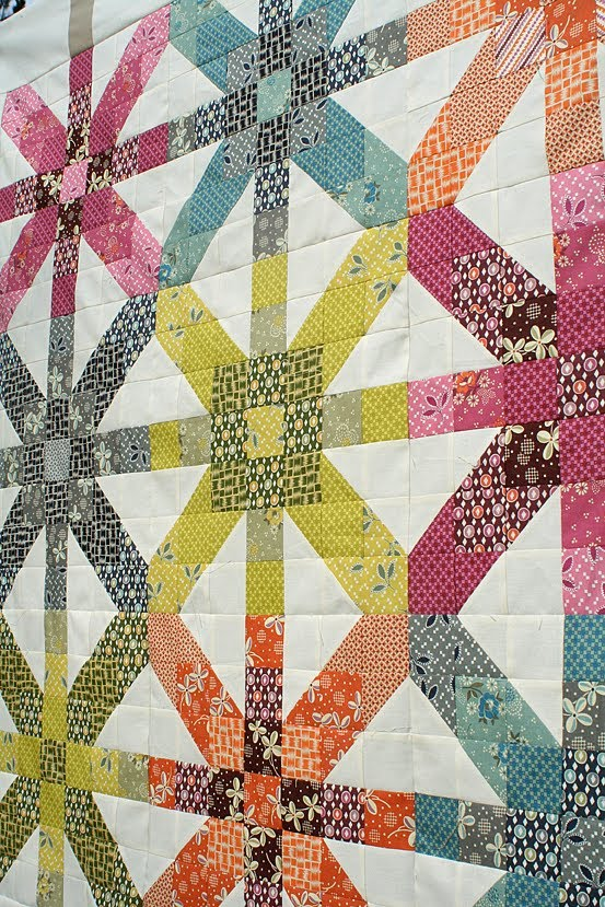 Supernova Quilt-Along: Fabric Requirements – Freshly Pieced