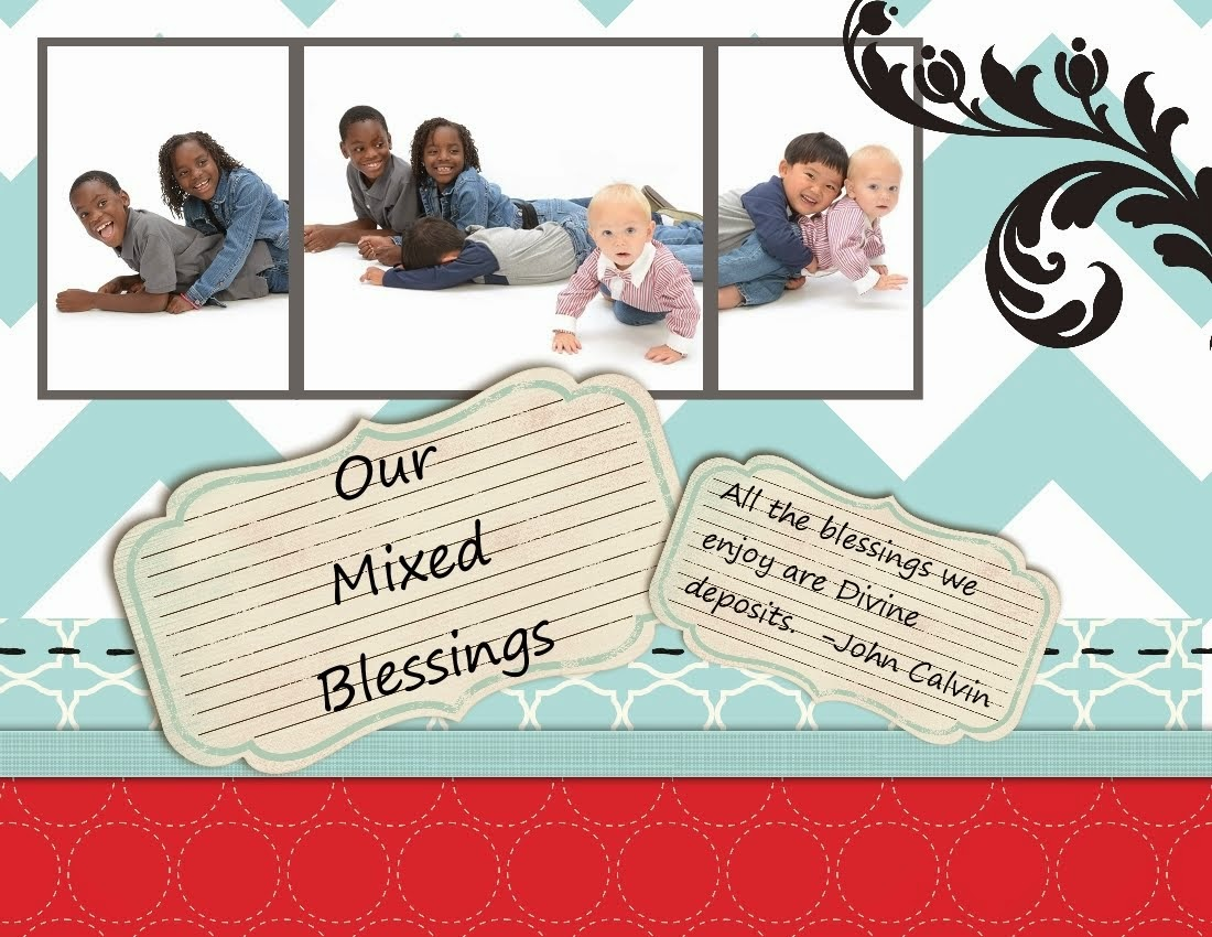 Our Mixed Blessings...