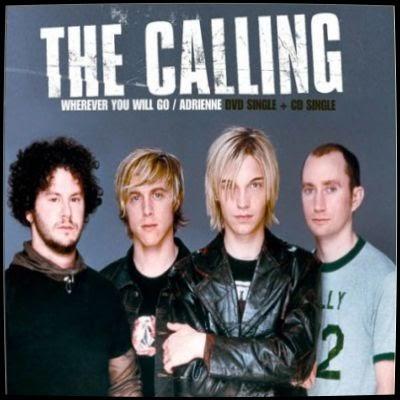 Kunci Gitar The Calling - Wherever You Will Go ...