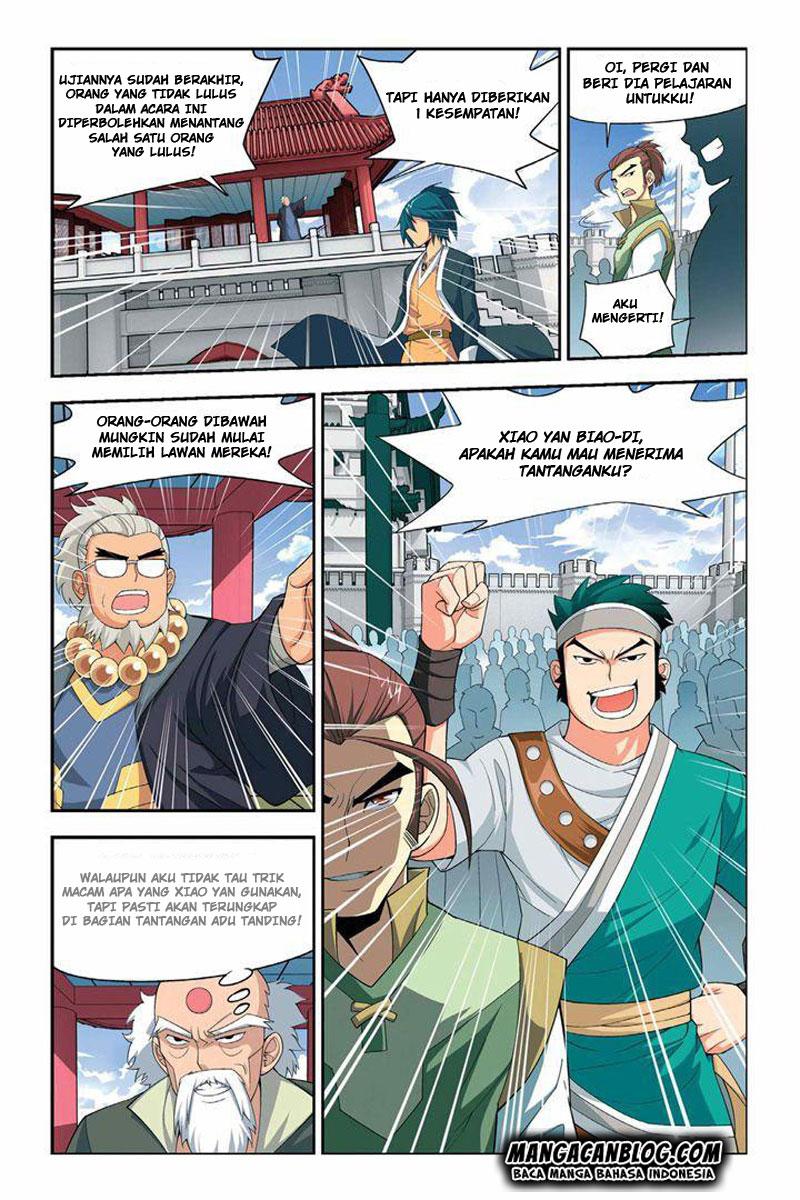 Battle Through Heaven Chapter 10-18
