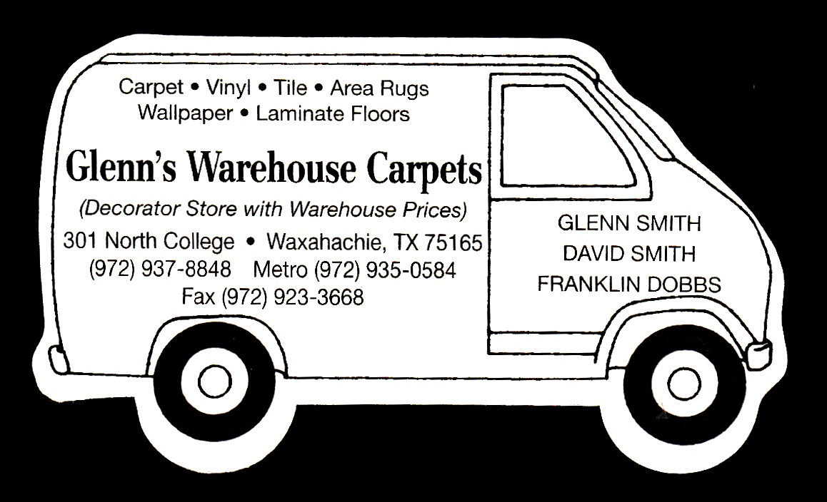 Curiously Contoured Business Cards From Here and There. This card for a carpeting ...
