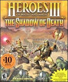 Heroes of Might and Magic 3: The Shadow of Death   PC