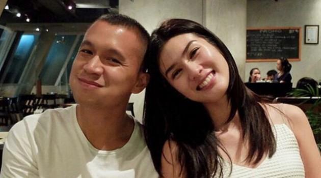 Foto Samuel Rizal danStevianne Agnecya