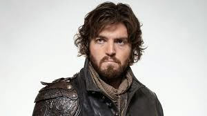 Athos | Tarot Court Card | Knight of Swords | BBC | Musketeers | Tom Burke