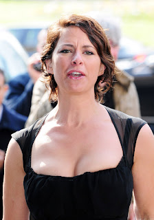 Belinda Stewart-Wilson at the TRIC Awards