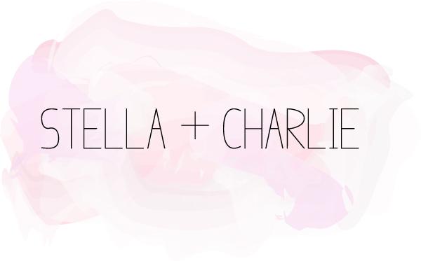 stella + charlie