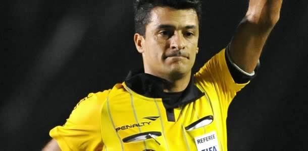Sandro Meira Ricci será o árbitro para o clássico entre América x Central