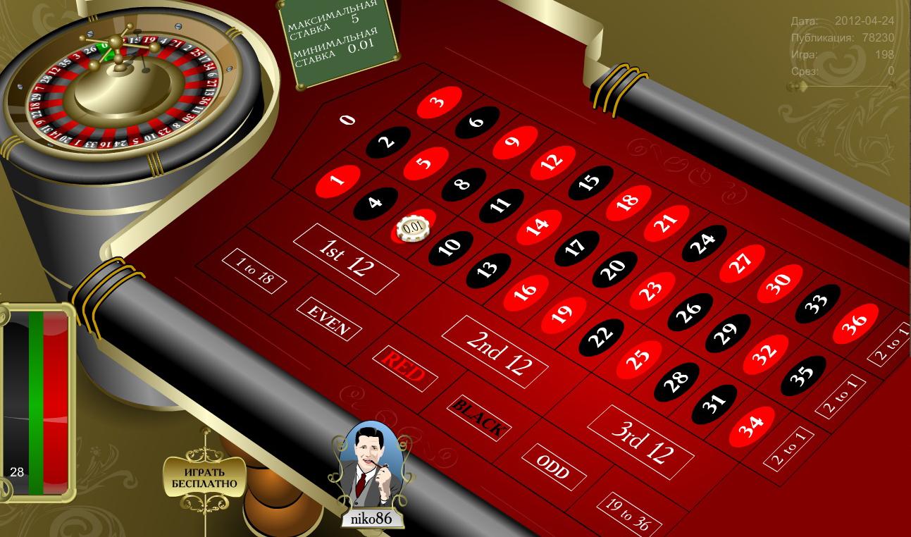 онлайн казино с начальным