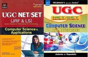 UGC NET Computer Science Reference Books