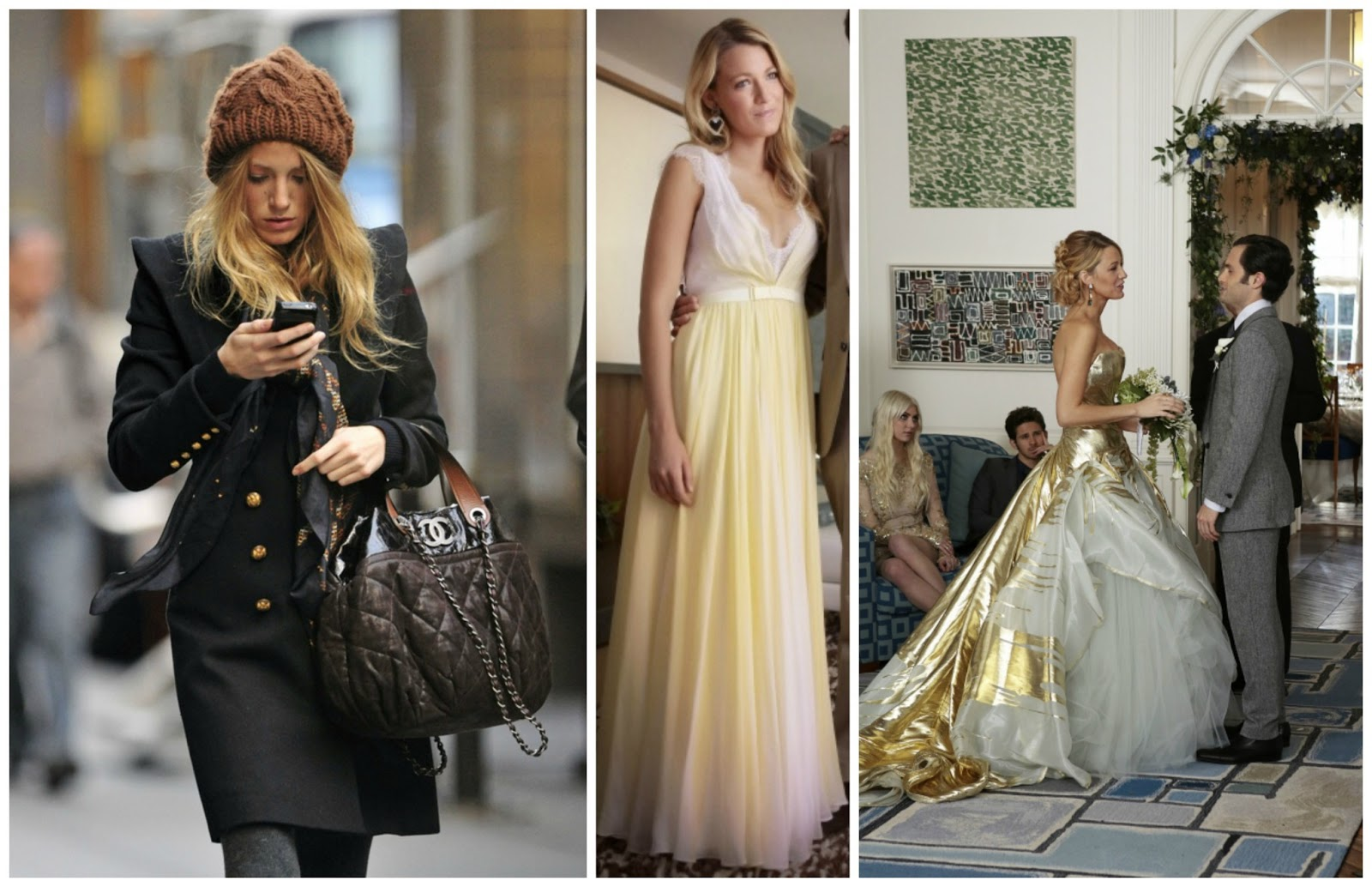 The Cottage Diaries: Style Crush: Serena van der Woodsen