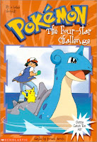 bookcover of THE FOUR-STAR CHALLENGE: Pokemon