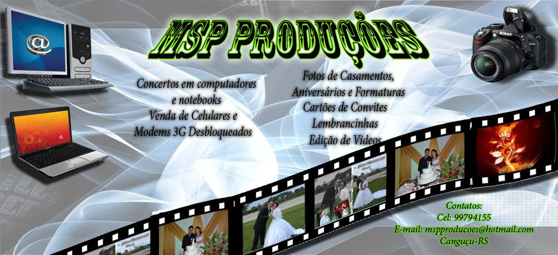 MSP PRODUCOES