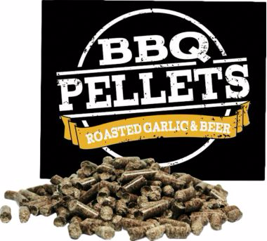 Cabela's Roasted Garlic & Beer BBQ Pellets