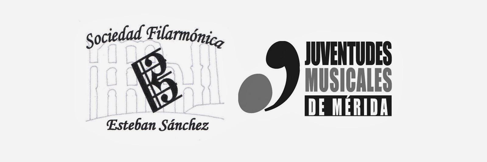 Facebook Sdad. Filarmonica Esteban Sánchez Juventudes Musicales de Mérida