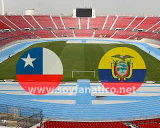 Chile vs Ecuador, Copa América 2015