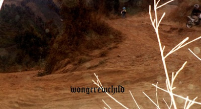 trek berdebu dan lumpur ke b29