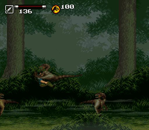 GAMES: Conheça Jurassic Park II: The Caos Continues o jogo mais irritante de finalizar Jurassic_Park_II-The_Chaos_Continues_21