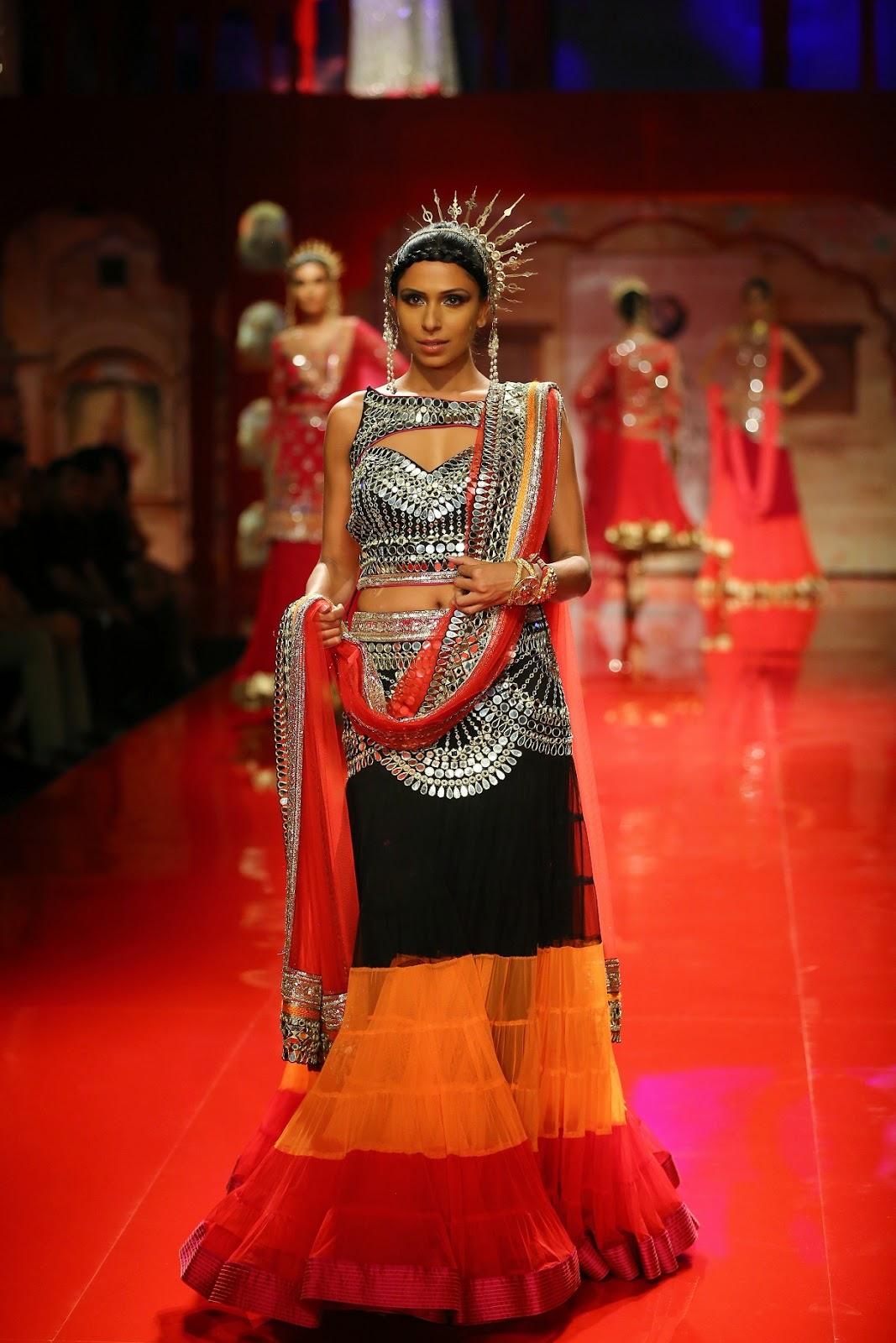 Bridal fashion week 2018 india 1