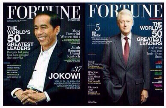 Jokowi, leadership, fortune magazine, Jokowi president, Indonesia