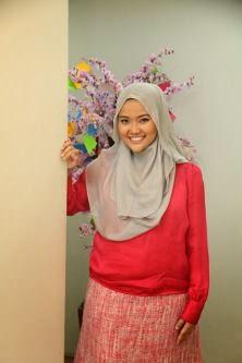 Diajeng Lestari Founder HijUp.com Indonesia