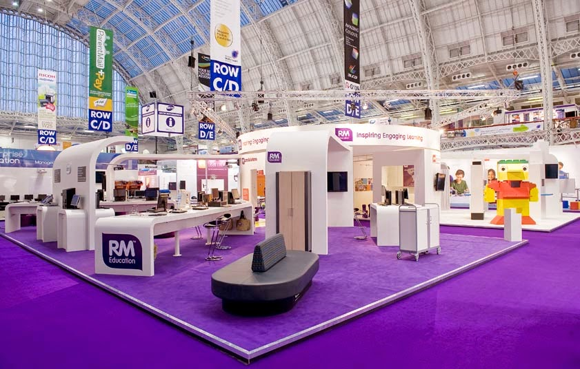 Exhibition Stand Attractors : Dce group ltd: make your trade show successful with attracting