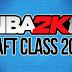 NBA 2K14 Aderito's 2014 Draft Class