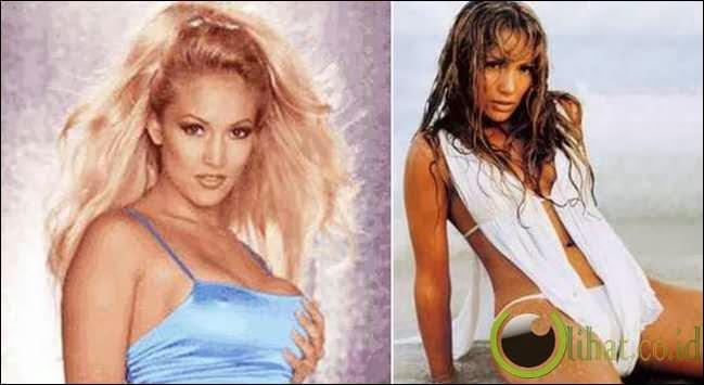 Sky Lopez and Jennifer Lopez