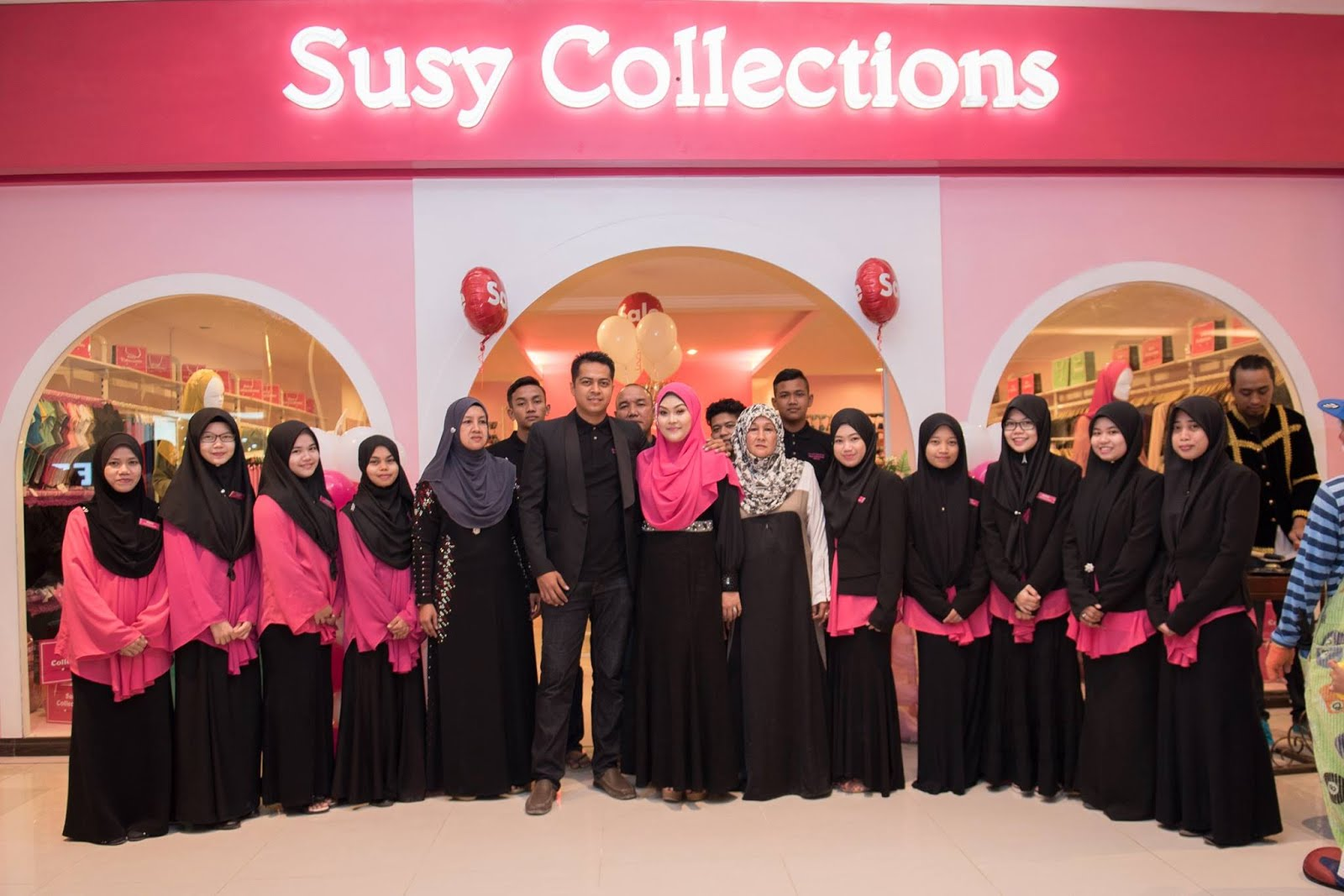 Team Susy Collections