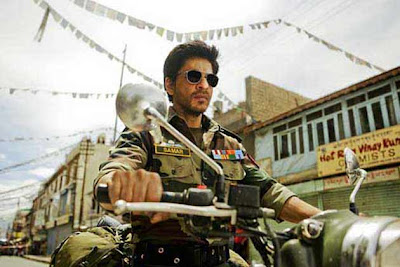 Shahrukh Khan as army officer 'Samar' in Yash Copra's next