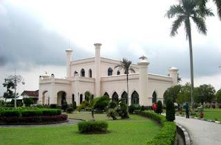 Objek wisata Riau