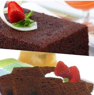 "Resep kue lebaran  ""Kue Brownies Kukus"""