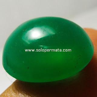 Batu Permata bacan Palamea Kristal - 08K07