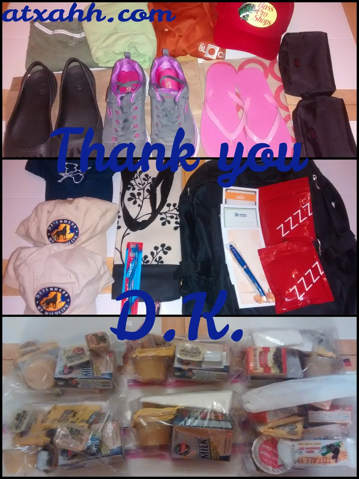 DK donation