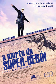 Assistir A Morte do Super-Herói Dublado Online HD