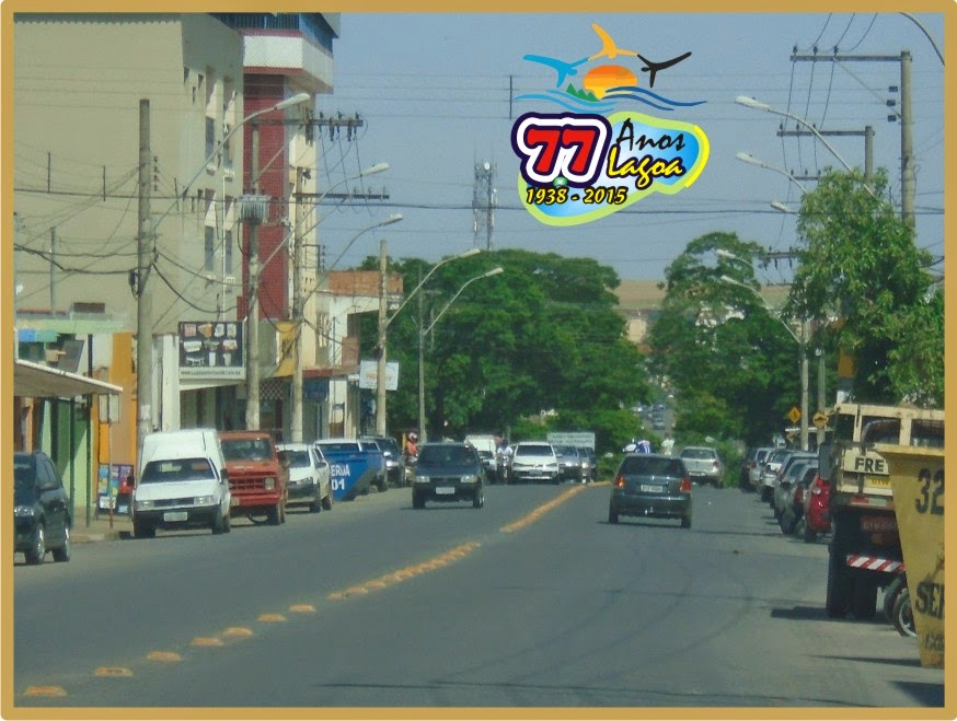 Avenida Brasil - Àrea Central