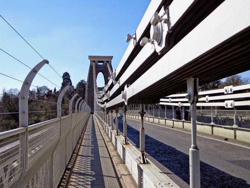Clifton Suspension Bridge   An Awesome British Landmark