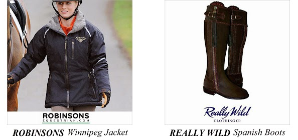Sophie, Countess Of Wessex Robinsons Jacket & Really Wild Boots