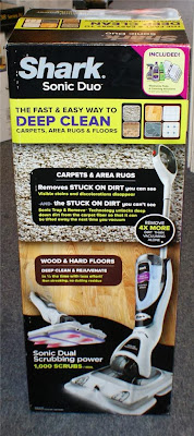 Shark Sonic Duo Deep Cleaning System Model Kd450 Gold