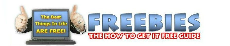 Your Guide To Free Stuff