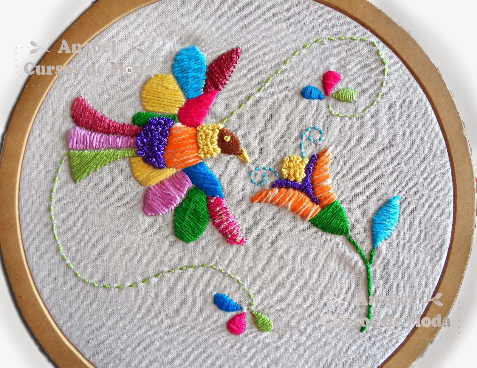 Nuevos seminarios de bordado en julio for Como hacer alfombras en bordado chino