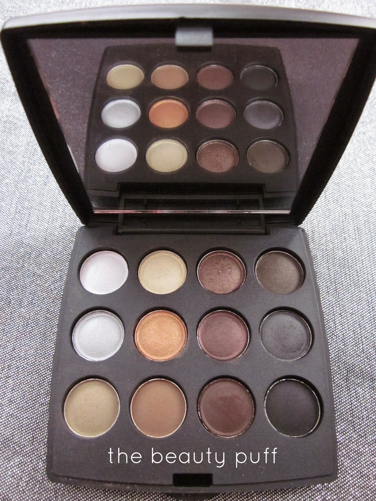 coastal scents cairo palette - the beauty puff