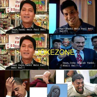 Cid Funny Pictures